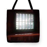 A Dark And Fearsome Place Tote Bag