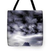 A Dark Heaven's Storm Tote Bag