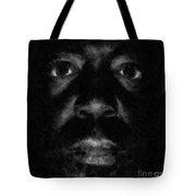 A Dark Proud Man Tote Bag
