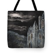 A Dark Strange Night  Tote Bag