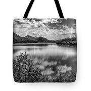 A Day At The Lake Tote Bag