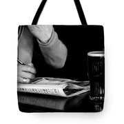 A Day At The Races Tote Bag by Dawn OConnor