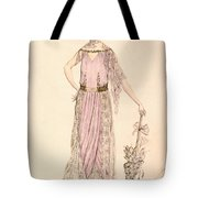 A Day Dress Tote Bag