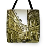 A Day In London Tote Bag