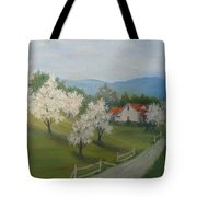 A Day In The Country Tote Bag by Ben Kiger