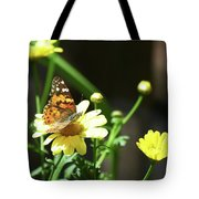 A Day Of Daisies Tote Bag