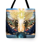 A Day Of Prayer For The Gulf Tote Bag