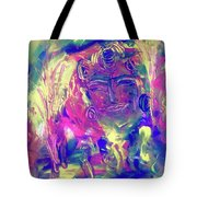 A Day To Meditate Tote Bag
