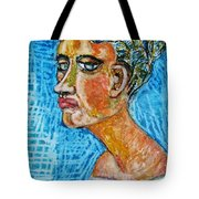 A Dear Lady Friend  Tote Bag