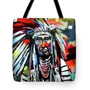 A Decorated Chief 1 Tote Bag