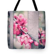 A Delicate Spring Tote Bag