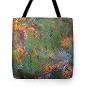 A Delightful Garden Tote Bag