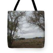 A Desert Ranch Tote Bag