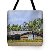 A Deserted Farm Tote Bag