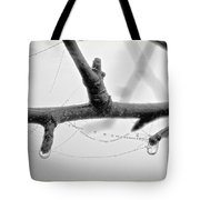 A Dewy Morning Tote Bag