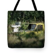 A Different Dump Truck Tote Bag
