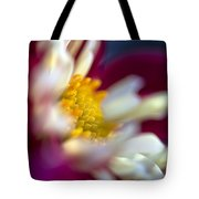 A Different Kind Of Dahlia Tote Bag