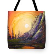 A Different Look Tote Bag