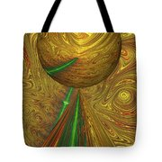 A Different Planet Tote Bag