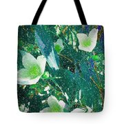 A Different Shade Of Blue Tote Bag