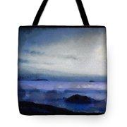 A Distant Beacon Tote Bag