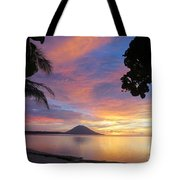 A Distant Island Tote Bag