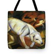 A Dog 1912 Tote Bag
