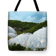 A Dome Away From Dome Tote Bag