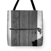 A Door With Character Tote Bag