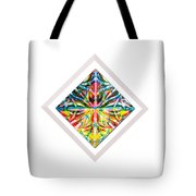 A Doorway Into The Light Tote Bag