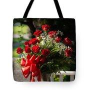 A Dozen For My Love Tote Bag
