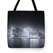 A Dream Of Manhattan Tote Bag