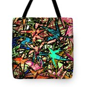 A Dream Shattered Tote Bag