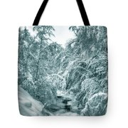 A Drink From Halls Brook Tote Bag