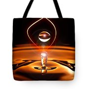 A Drop Of Light Tote Bag