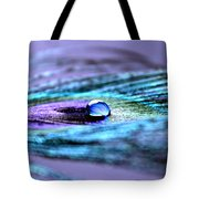 A Drop Of Royalty Tote Bag