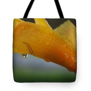 A Drop Of Water Everywhere Tote Bag