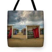 A Dutch Summer At The Beach Tote Bag