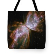 A Dying Star In The Center Tote Bag