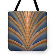 A Fan Of Art Deco Tote Bag