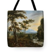 A Fantastic Countryside Around Rome Tote Bag