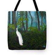 A Fantasy In White Tote Bag