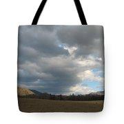 A Far View Tote Bag