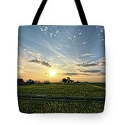 A Farmers Morning Tote Bag