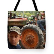 A Farmer's Son Tote Bag