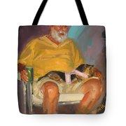 A Fellow Artist Tote Bag