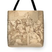 A Fellow Of Maudlin Tote Bag