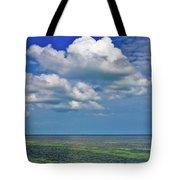 A Few Clouds In Keywest Tote Bag