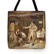 A Fine Attire Tote Bag by Charles Hunt
