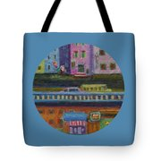 A Fine Day For Balloons Tote Bag